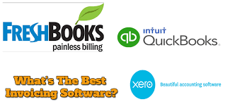 Xero Vs Quickbooks Whats The Best Invoicing Software For Small Business Freshbooks Or