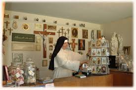 our monastery gift and book offers a variety of religious books and items as well as gifts made by the sisters including rosaries and other
