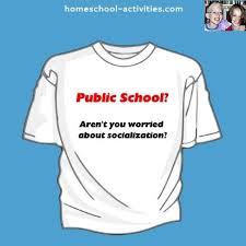 anti homeschooling arguments why decide against  stop worrying about homeschool socialization