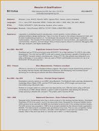 Retail Resume Template Inspirational Example A Good Resume Beautiful