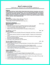 Pharmacy Technician Trainee Resume Hvac Cover Letter Sample