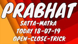 Satta Matka Prabhat Chart Mumbai Impdesigns Best