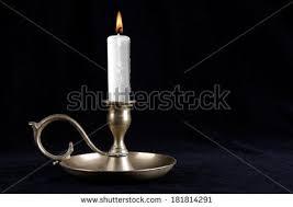 Old Fashioned Candlestick Holder Astonishing Antique Candle Stock
