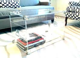 clear lucite coffee table acrylic coffee table square clear acrylic coffee table clear acrylic coffee table