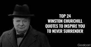 Winston Churchill Famous Quotes Fascinating Top 48 Winston Churchill Quotes To Inspire You To Never Surrender