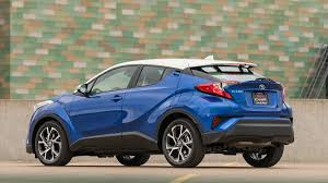 2018 toyota hrc. Delighful 2018 2018 Toyota CHR Firstdrive Review Photo 4  Inside Toyota Hrc Autoweek