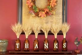 thanksgiving office decorations. inspirational thanksgiving dining table decorating ideas simplistic bottle with thanks letterings to make easy office decorations