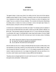 Example Of Thesis Essays 017 Examples Of Informative Essays Sample Thesis Essay