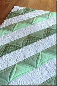 1130 best Free motion quilting images on Pinterest | Drawings ... & Minky backing -quilting swirls and curved edges Adamdwight.com