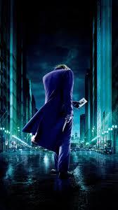 Joker Black Wallpaper Android