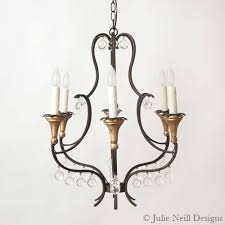 julie neill designs handmade chandelier new orleans sconces light fixtures new homes