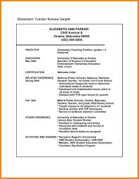 6 Biodata Format For Teaching Job Week Notice Letter