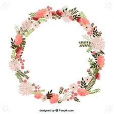 plain christmas wreath coloring page. Fine Christmas Spring Flowers Wreath Intended Plain Christmas Wreath Coloring Page A