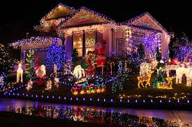 Stunning Pictures Of Christmas Decorated Houses 84 In Room Decorating Ideas  with Pictures Of Christmas Decorated Houses