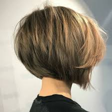 Simple Short Straight Bob Haircut Women Short Hairstyle For Thick