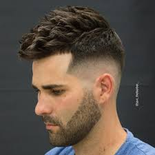 Hair Style For Men With Thick Hair long short hairstyles for men along with javi thebarber short mens 3704 by wearticles.com