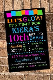 party invitations beautiful black light party invitations design to make free party invitations appealing