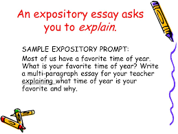 mastering the writing hspe ppt  an expository essay asks you to explain