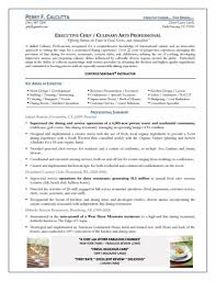 Cook Resume Professional Chef Resume Profile Pastry Sample Awful For Cooks 28