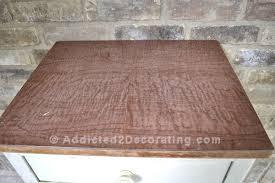 how to cover furniture. How To Cover Furniture. Ugly Laminate With Pretty Wood Veneer Furniture G
