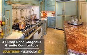 smart granite countertops lovely 47 drop dead gorgeous granite countertops page 2 and