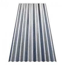 10 ft corrugated galvanized steel utility gauge roof panel 13504 intended for 10 ft galvanized steel