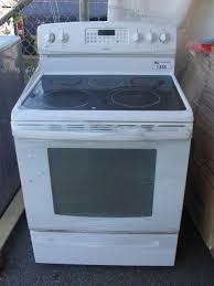 kenmore stove top. kenmore white 5 burner glass top stove. loading zoom kenmore stove top o