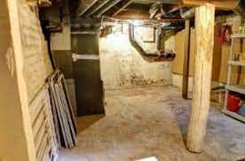 homes in california have basements