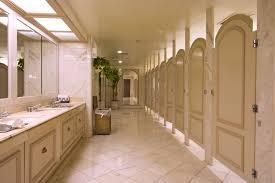 commercial bathroom stone ideas