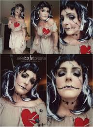 voodoo doll makeup ideas page 1