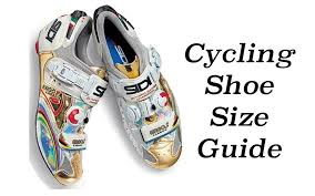 Cycling Shoe Size Guide Gear Mashers