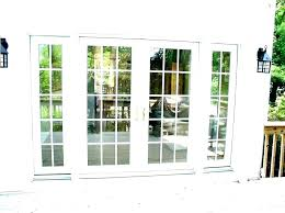 replace sliding glass door with french doors cost to install exterior window french doors replace sliding