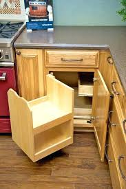 storage solutions for corner kitchen cabinets view larger blind corner kitchen cabinet storage solutions