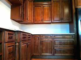 staining unfinished kitchen cabinets paint or stain kitchen cabinets image of kitchen cabinets paint or stain