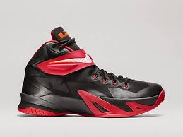 lebron 8 soldier. available now nike zoom soldier viii 8 black and red lebron d