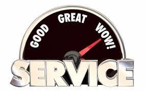 Great Customer Service Means Great Service Means Being Extraordinary