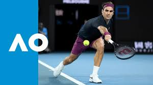Top 3 points from Federer vs. Millman