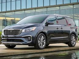Minivan Gas Mileage Comparison Chart Most Fuel Efficient Van Minivans Of 2019 Kelley Blue Book