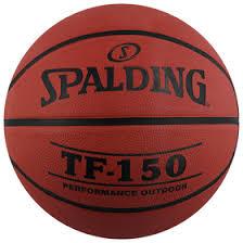 <b>Мяч баскетбольный Spalding</b> TF-150, 63-684z, размер 7 (569169 ...