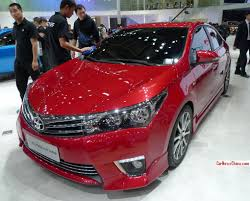 Toyota Levin & Toyota Corolla debut on the 2014 Beijing Auto Show ...