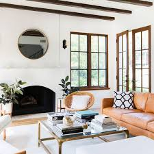 11 modern living rooms that are warm