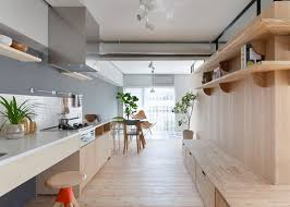 Two Apartments In Modern Minimalist Japanese Style (Includes Floor Plans)