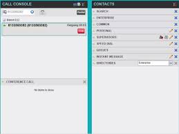 Managing Calls From The Call Center Application Broadsoft
