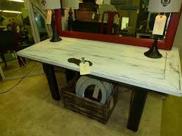 nice i had an idea to make a sofa table out of an old door but