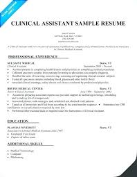 Medical Assistant Resume With No Experience Stunning Medical Assistant Example Resume Medical Assistant Resume Example 48