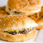 baked hamburgers
