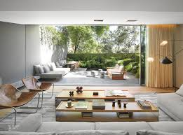 Outdoor Living Room 1970s House In Mexico City Recast For Indoor Outdoor Living