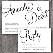 Free Downloadable Wedding Invitation Templates Wedding Invitations Free Printable Design techllc 3