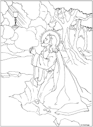 Small Picture Rosary Coloring Pages Family in Feast and Feria