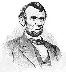 Image result for LINCOLN SKETCH